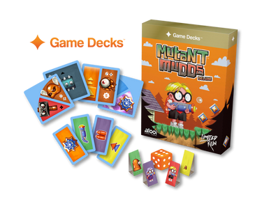 Mutant Mudds Deluxe Game Decks™ Content Preview