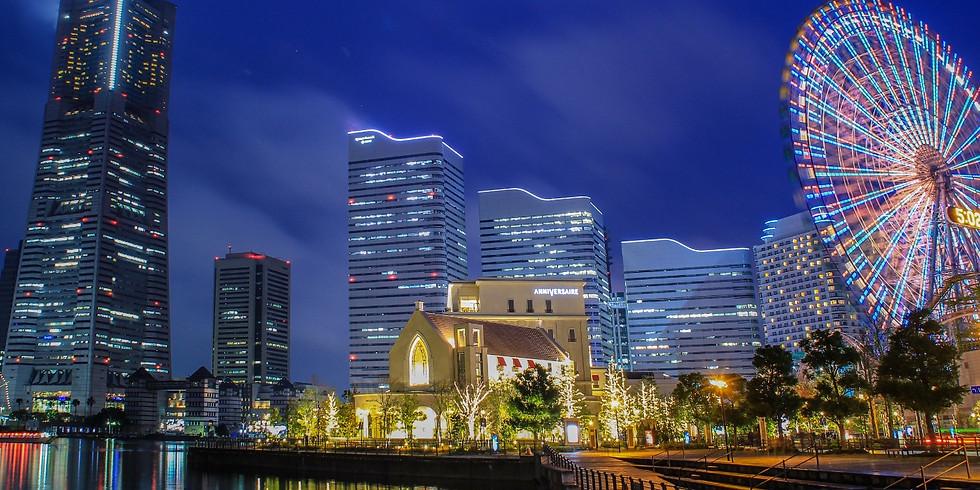 大人のカメラ遠足*横浜夜景フォト♪