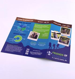 Friends of Scouting Brochure - BSA