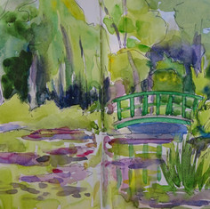 Giveny, Monet's Garden