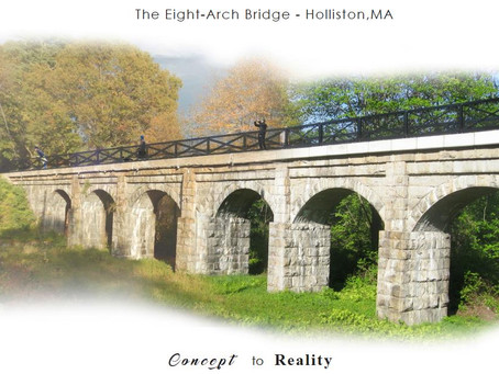 Completion of the 8-Arch Bridge Restoration
