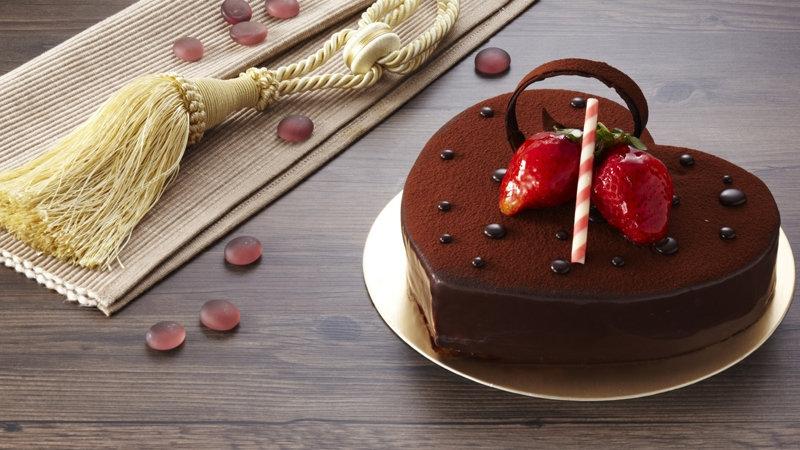 愛上巧克力