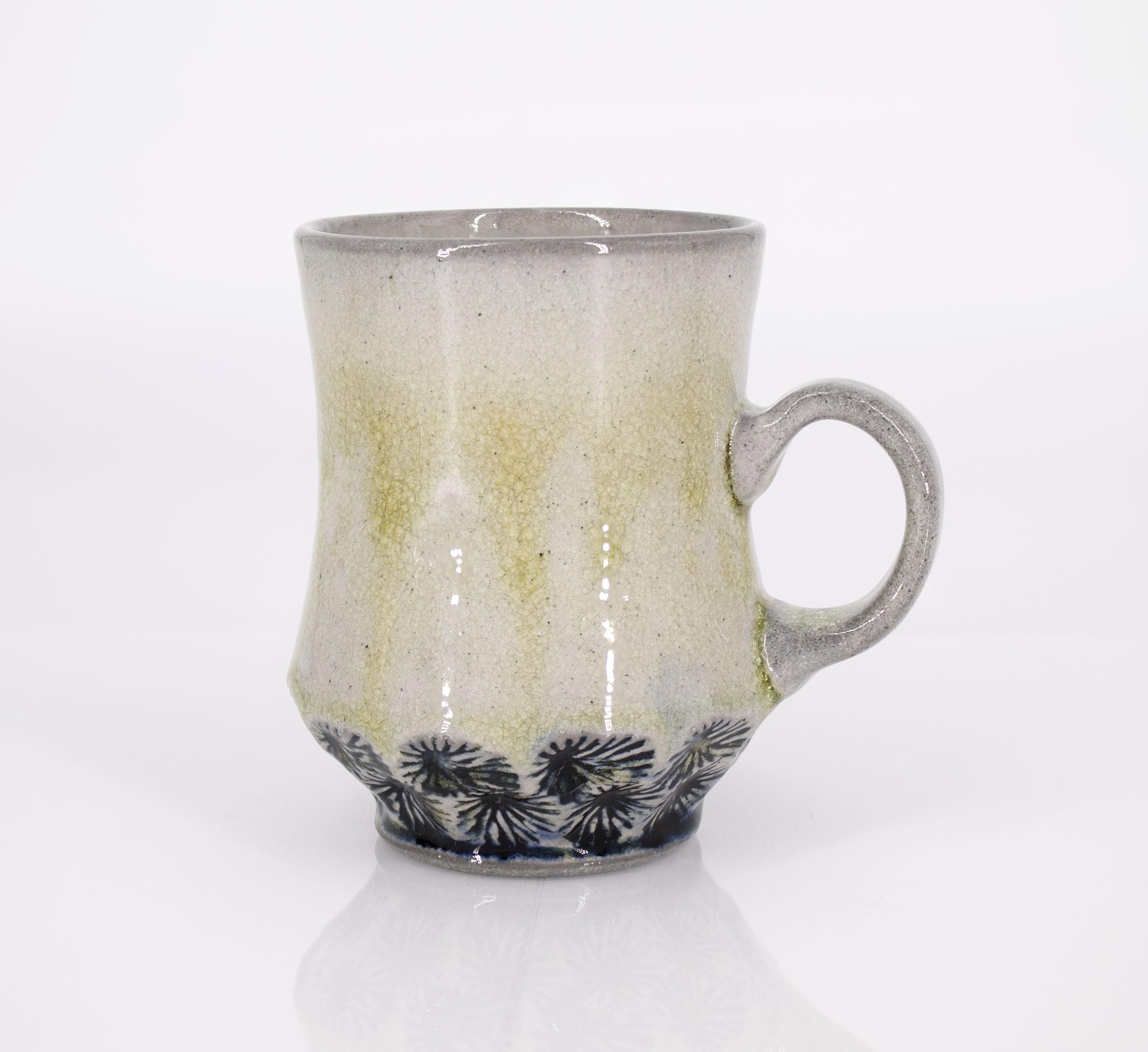 Soda fired diner mug, 2020