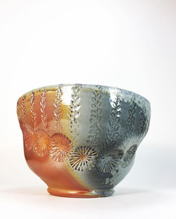 Wood fired bowl, 2017