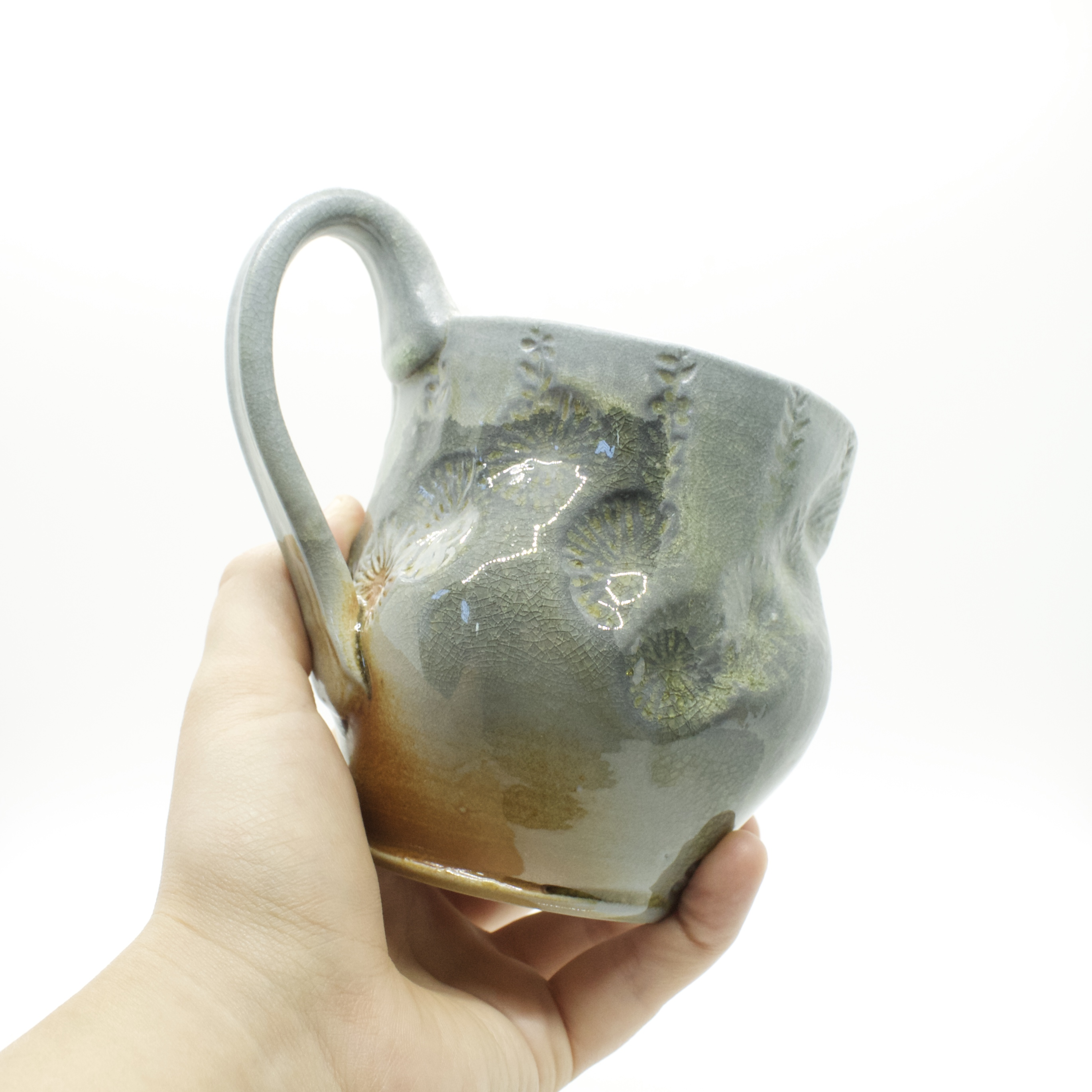 Wood fired mug, 2018