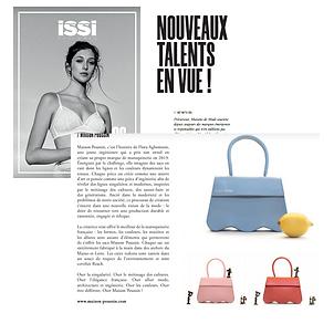 Maison Poussin x Issi Magazine.png