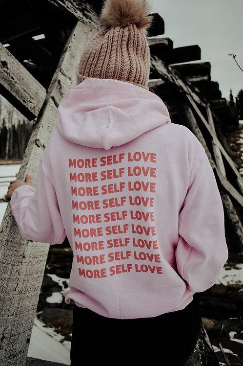 MORE SELF LOVE HOODIE