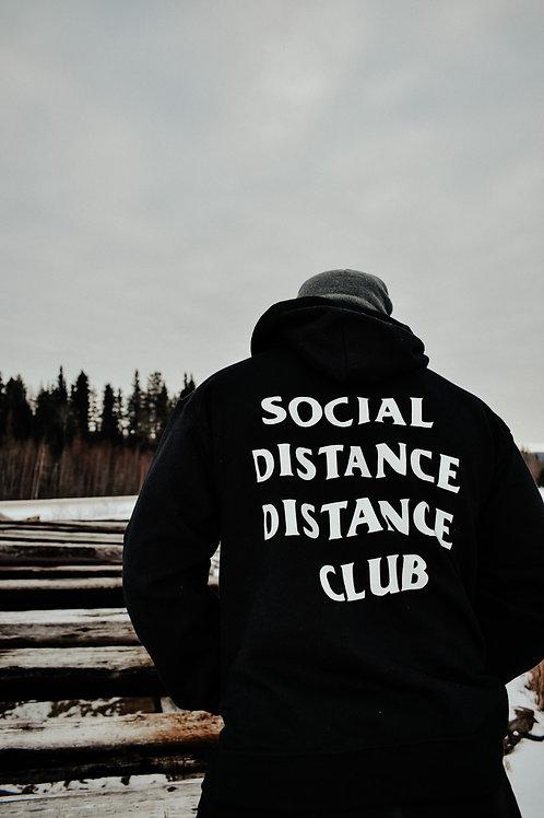 SOCIAL DISTANCE DISTANCE CLUB