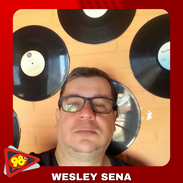 WESLEY SENA - LOCUTOR DO PROGRAMA 98 GRAUS E FESTA DO VINIL