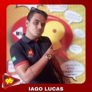 IAGO LUCAS - PRODUTOR COMERCIAL E LOCUTOR DO PROGRAMA SHOW DA MANHÃ