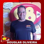 DOUGLAS OLIVEIRA - LUCUTOR DO PROGRAMA MIX 98