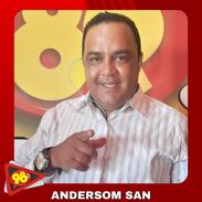 ANDERSOM SAN - LOCUTOR DO PROGRAMA SHOW DA CIDADE