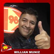 WILLIAN MUNIZ - LOCUTOR DO PROGRAMA WILLIAN MUNIZ