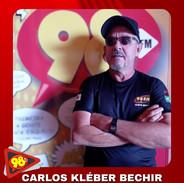 CARLOS KLÉBER BECHIR - LOCUTOR DO PROGRAMA CALDEIRÃO MUSICAL