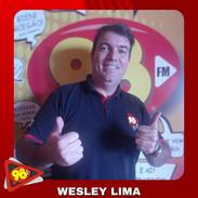 WESLEY LIMA - LOCUTOR DO PROGRAMA 98 GRAUS