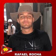 RAFAEL ROCHA - LOCUTOR DO PROGRAMA PAREDÃO MUSICAL
