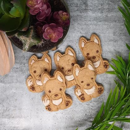Woof 'em Down - Peanut Butter Cookie