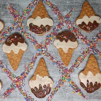 Fudge Sundae - Peanut Butter Cookie