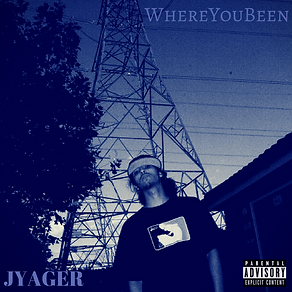 Jyager - WhereYouBeen(AlbumCover).png