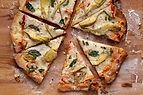 Stor Artiskok Pizza