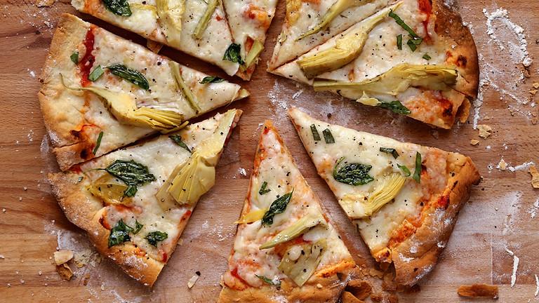 Home Made Italian Pizza