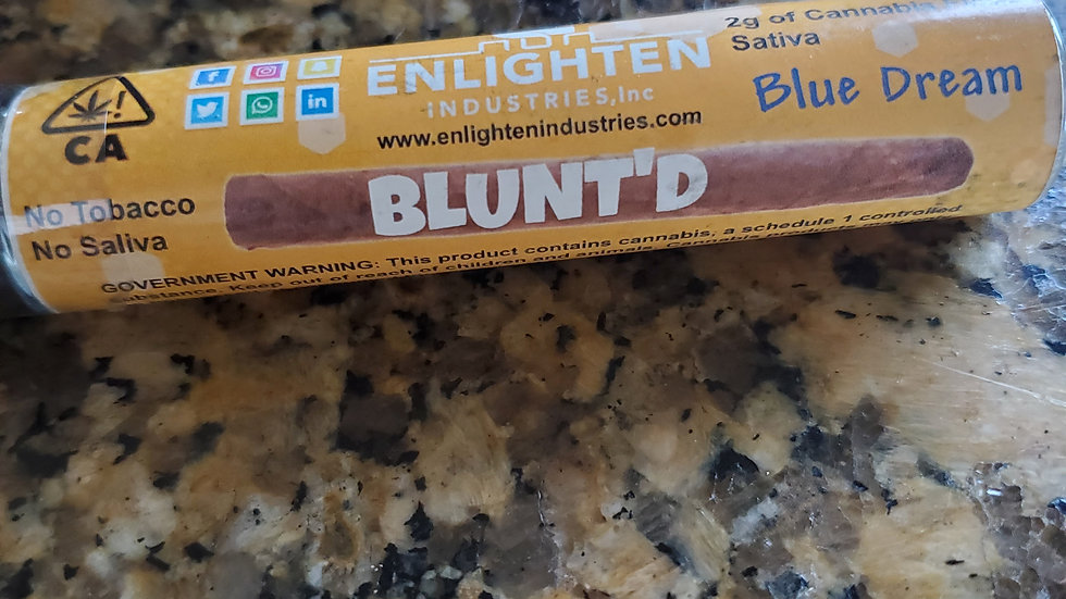 Blunt'D Blue Dream 2gms