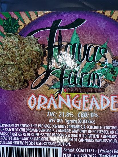 Flavas Orangeade  1 Gram
