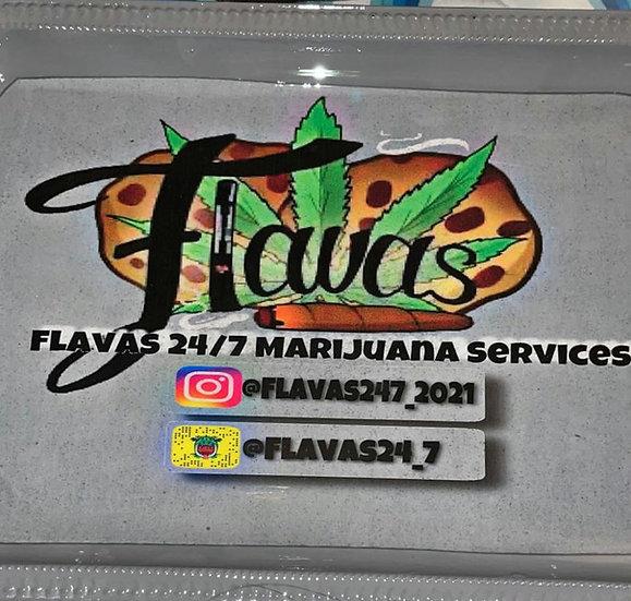 Flavas rolling tray