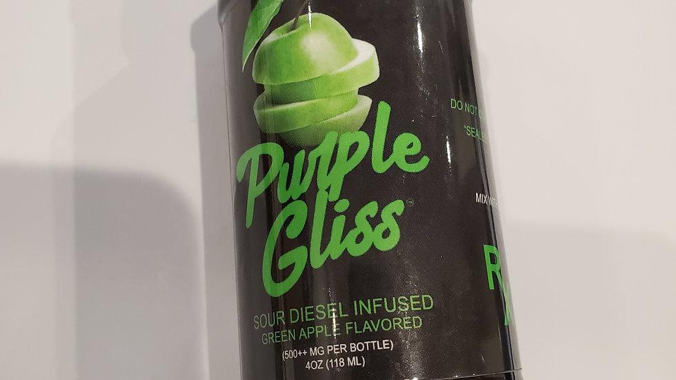 Sour Diesel thc syrup 4oz