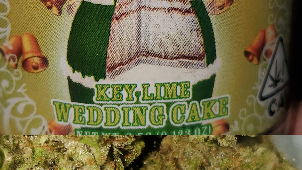 Keylime Wedding 🎂 8th