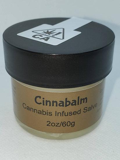 Cinnabalm thc/cbd Rub