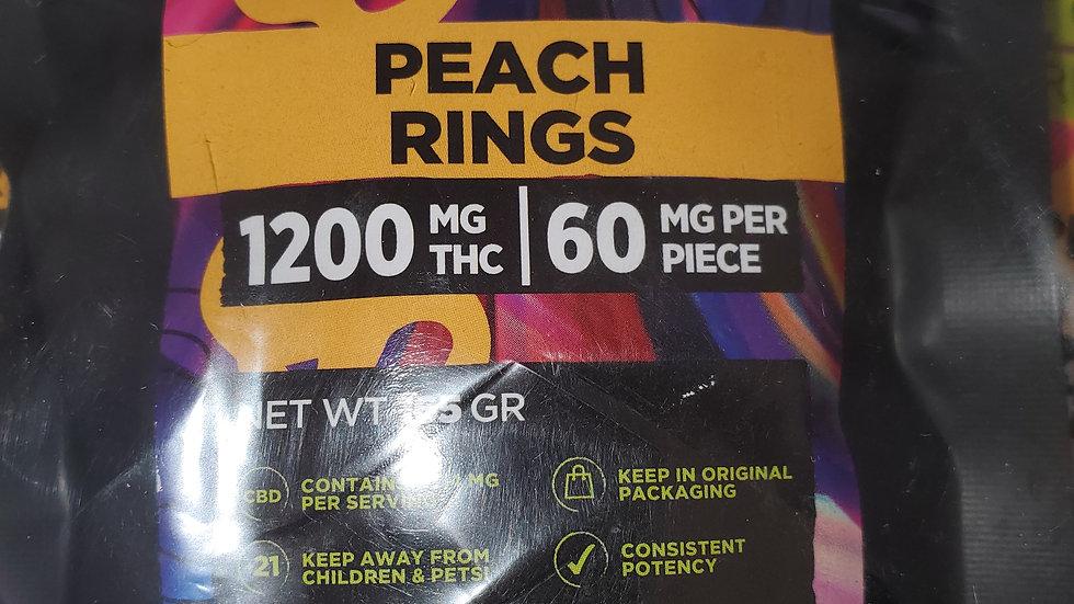 Peach O rings