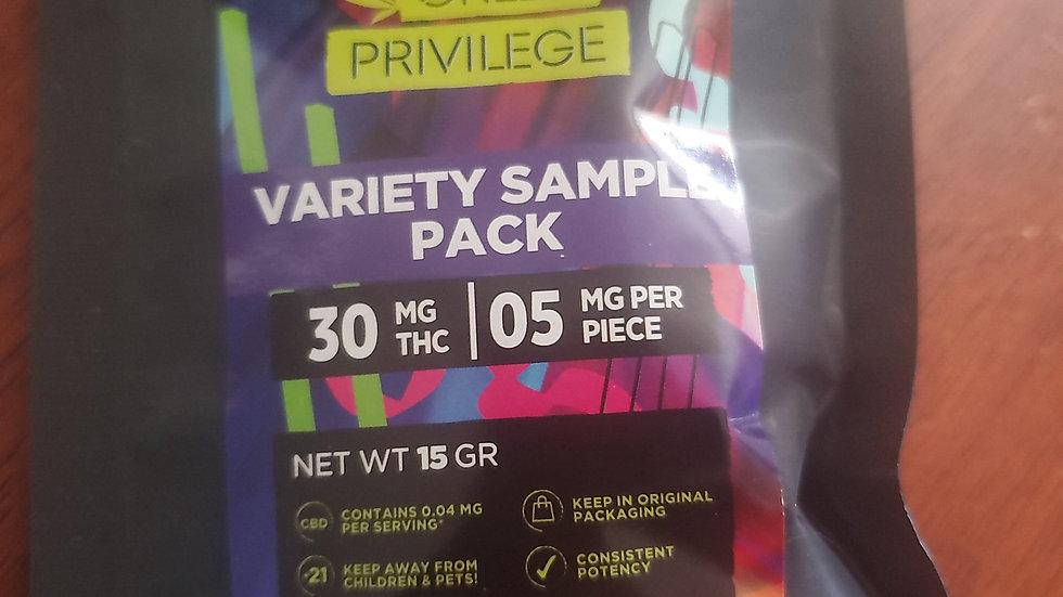 Variety Gummy Pack