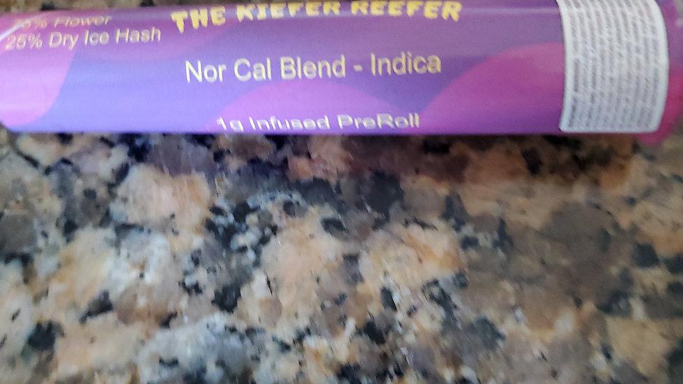 Kieffer Reefer Nor Cal Blend
