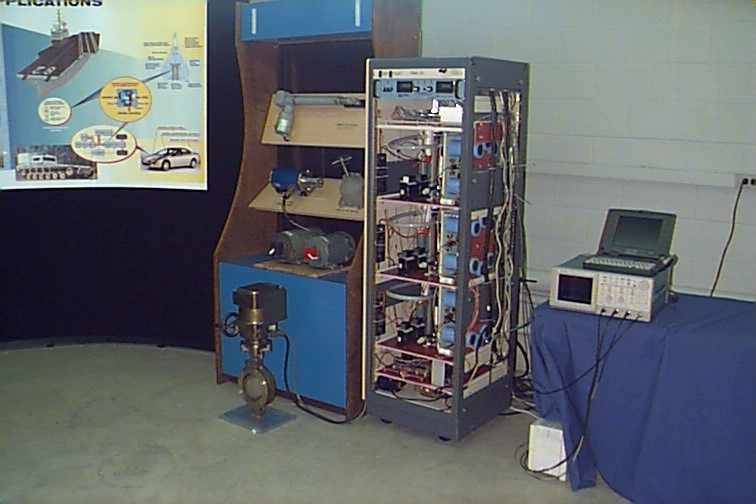 1998 $45M US Navy Research project to attempt forced resonant Soft-Switching 100kW, 60kHz 3-ph inverter using a high-end DSP controller, custom power modules, and liquid cooling. The project was considered too expensive, complicated and provided limited benefits