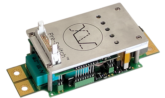 The Pre-Drive PDEC1215A is the world's first EconoDUAL™ 1200V IGBT 200A half-bridge gate driver