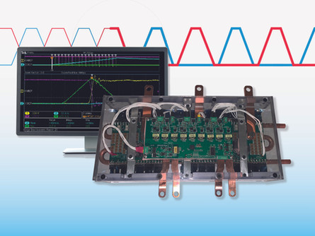 Pre-Switch demonstrates efficacy of AI-based soft switching using 200kVA inverter reference