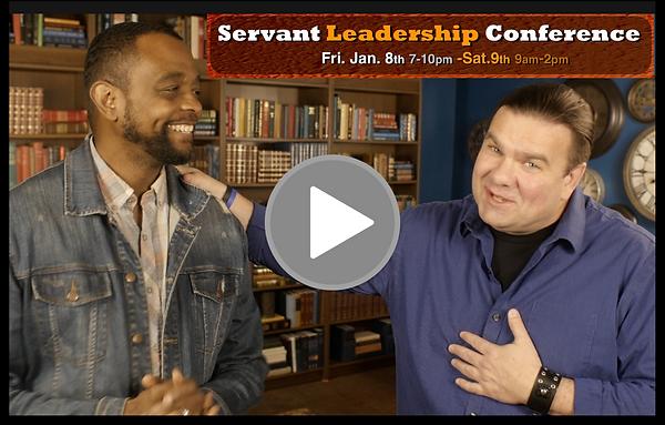Servant Leadership Conf 2021 play video