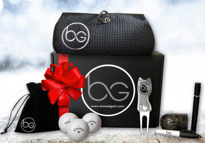Golf Giftbox