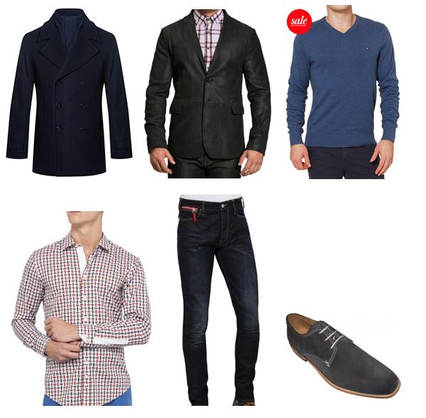 Great weekend winter brunch outfit idea