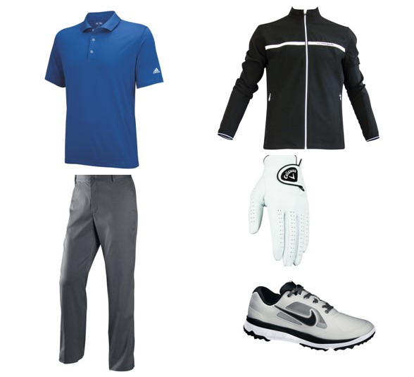 Golf - What to wear this winter.....