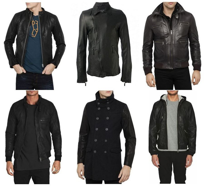 The 'Must Have' Leather Jackets