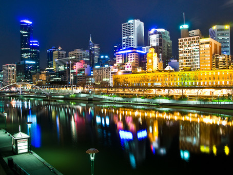 Melbourne - The most liveable city 4 years in a row!