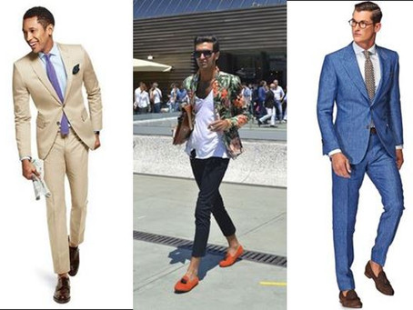 How to wear the Perfect Summer Suit