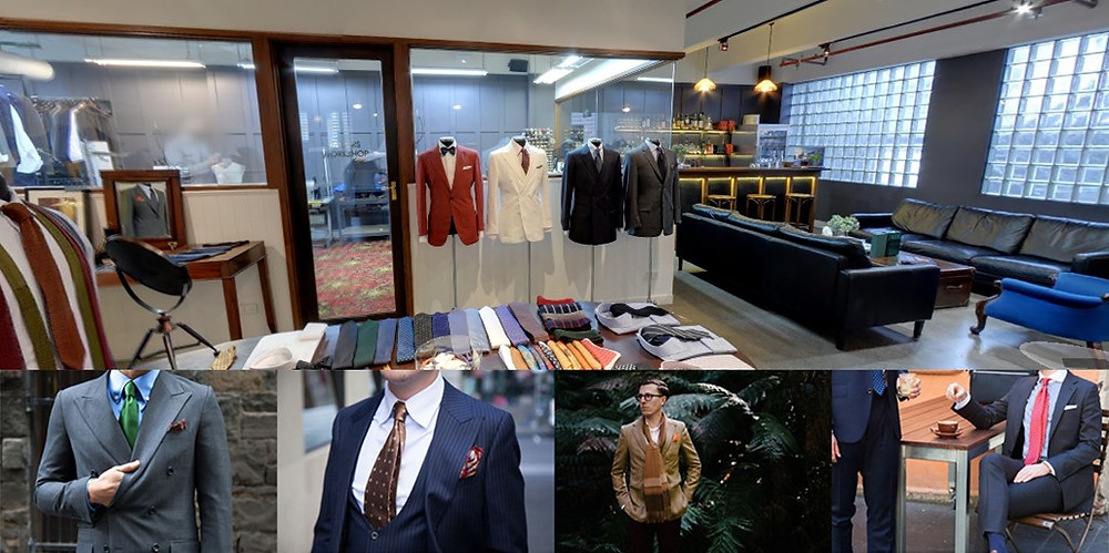 Made to Measure Suit, Menaswear