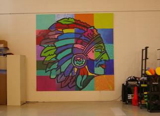 KIM BISSETT'S VIEW OF ART HOUSE