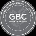 Logo GBC Casa Brasil
