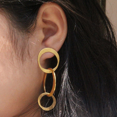 Yog Earrings