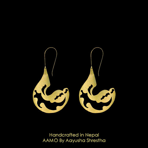 Badal Earrings