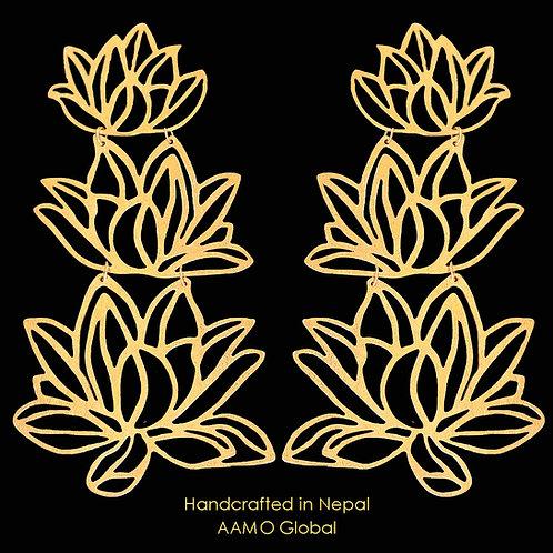 Triple Lotus